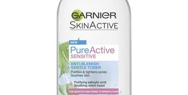 Garnier Skin Active Sensitive Anti-Blemish Toner