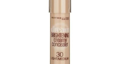 Maybelline Brightening Creamy Concealer - 30 Light-Medium/Sable