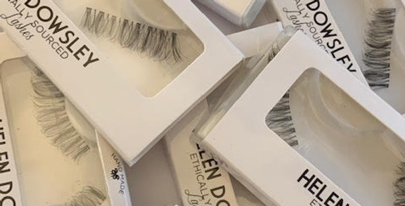 Clearance - Helen Dowsley Eyelashes - Faulty Packaging