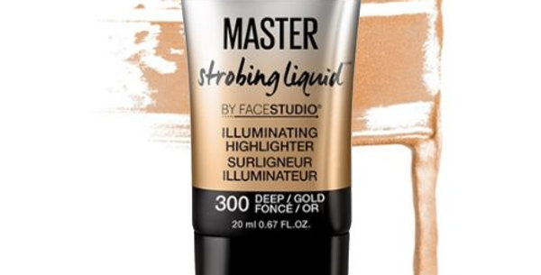 Maybelline Master Strobing Liquid  #300 Deep/Gold