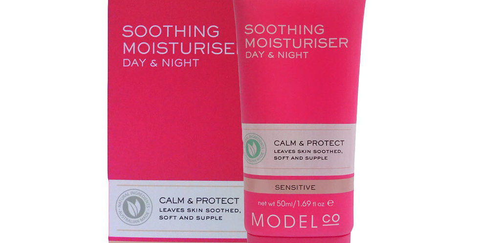 Model Co. Soothing Moisturiser Day & Night