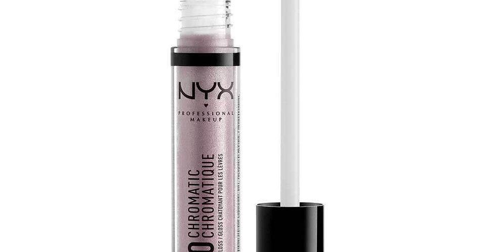 NYX Chromatic Lip Gloss  -  Booming