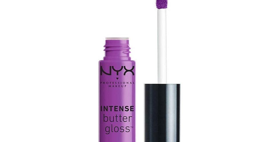 NYX Intense Butter Gloss  -  02  Berry Strudel