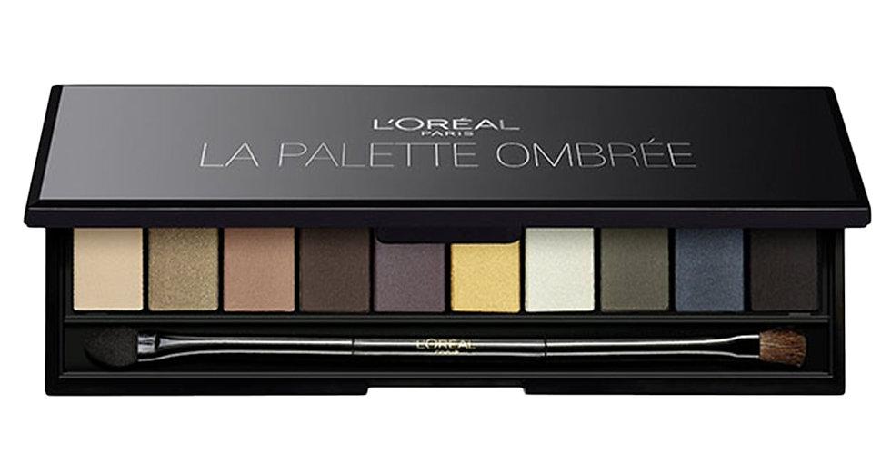 L'Oreal La Palette Ombree - Cool