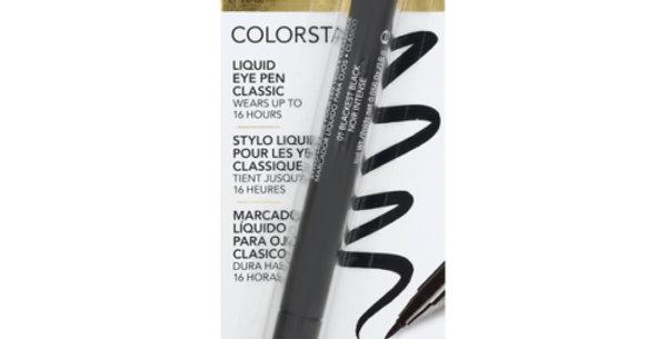 Revlon Colorstay Liquid Eye Pen Classic  003 Blackest Black