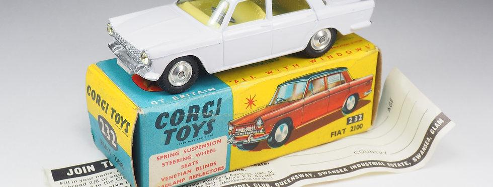 CORGI - 232 - Fiat 2100