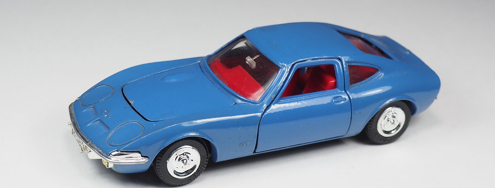 DINKY TOYS FRANCE - 1421 - Opel GT 1900