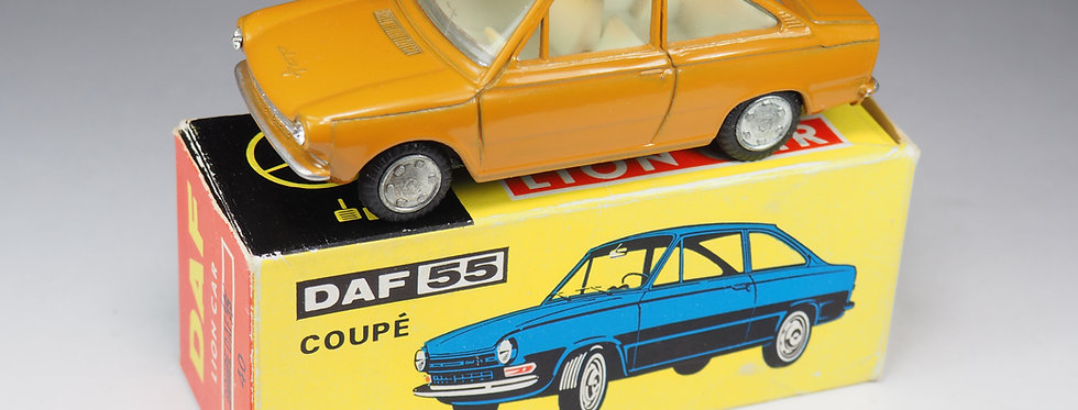 LION CAR - 40 - DAF 55 COUPE - 1/43