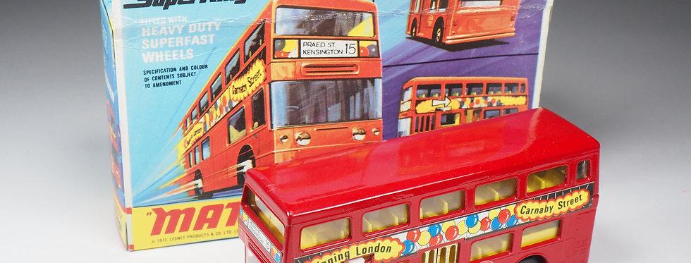 MATCHBOX SUPER KINGS - K15 - LONDONER BUS