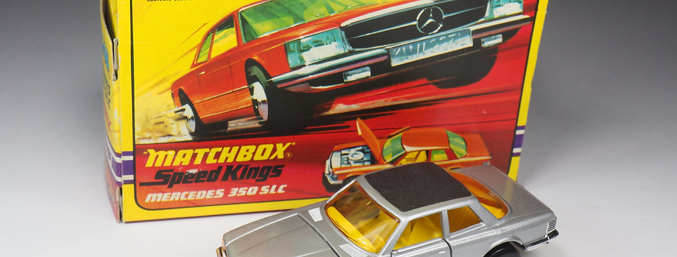 MATCHBOX - K48 - MERCEDES 350 SLC