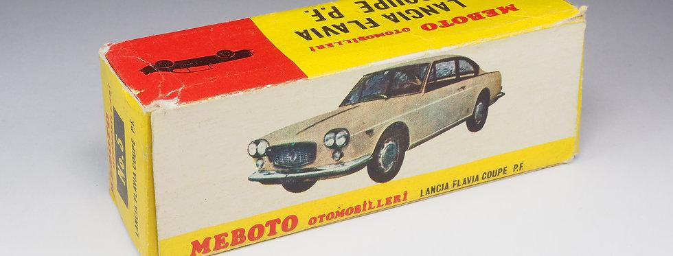 MEBOTO - Turkmali Otomobilleri - No.5 - Lancia Flavia Coupé PF - Boite seule