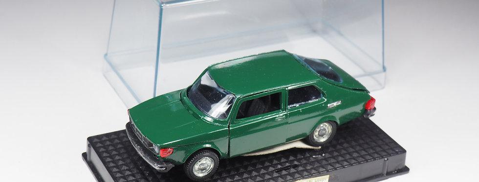 NACORAL INTER-CARS - 123 - Saab 99 Combi Coupe - Vert - En boite - Espagne - 1/4
