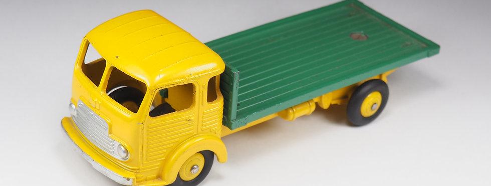 DINKY TOYS FRANCE - 33C - Simca Cargo Miroitier - Jaune et vert