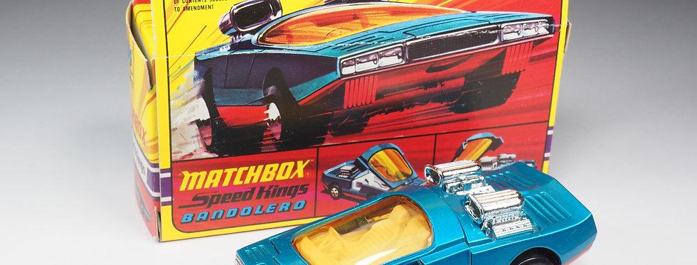 MATCHBOX SPEED KINGS - K36 - BANDOLERO