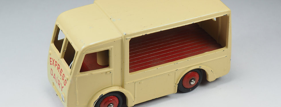 DINKY TOYS ENGLAND - 490 / 30V - Electric Delivery Van « Express Dairy »
