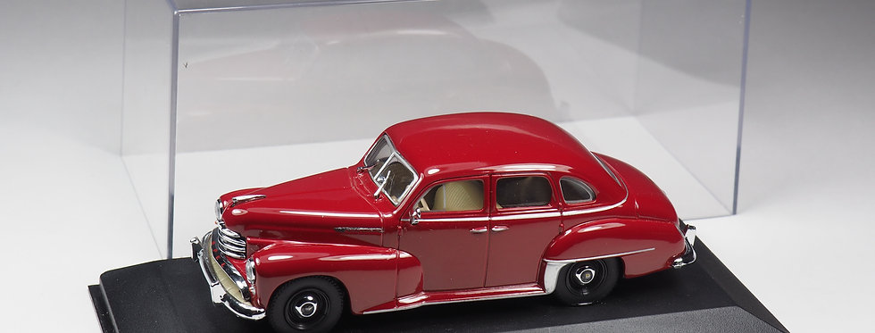 MINICHAMPS - Opel Kapitan 1951-53 - Rouge foncé - 1/43
