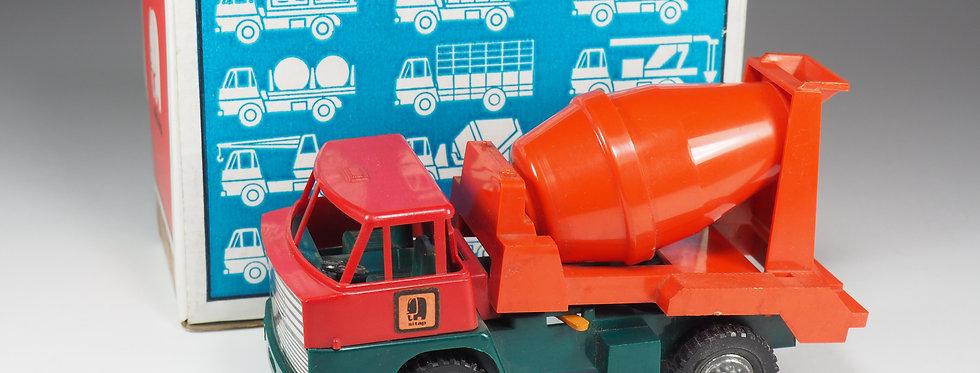 SITAP - MINI TRUCK - Henschel Camion toupie béton - En boite - 14cm