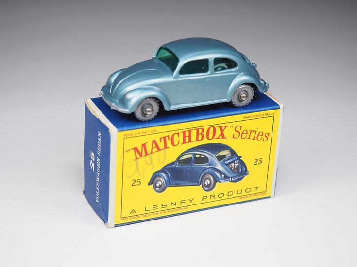 MATCHBOX - 25b - VOLKSWAGEN SEDAN