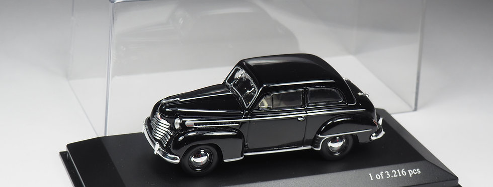 MINICHAMPS - Opel Olympia - Noire - édition limitée - 1/43