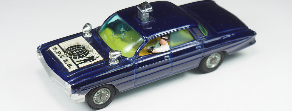 CORGI - 497 - The man From Uncle Trush Buster Oldsmobile