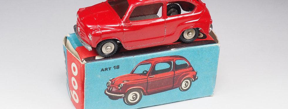 MERCURY - ART.18 - FIAT 600