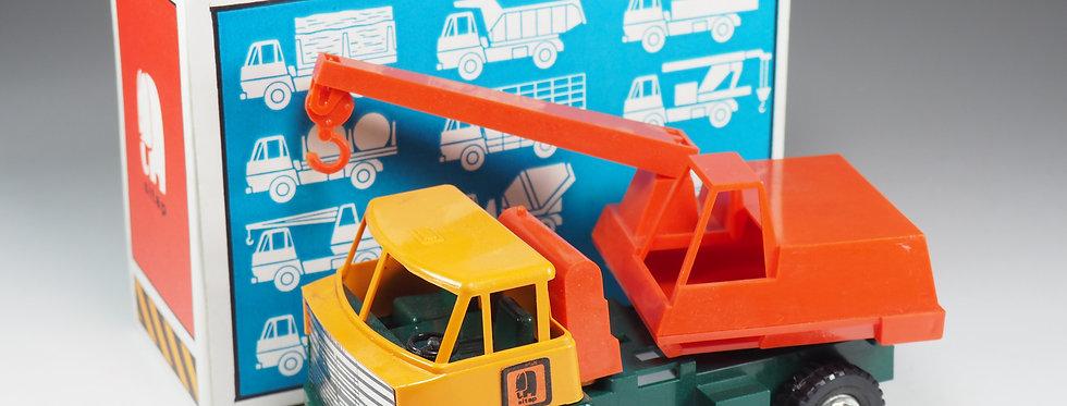 SITAP - MINI TRUCK - Henschel Camion grue - En boite - 14cm