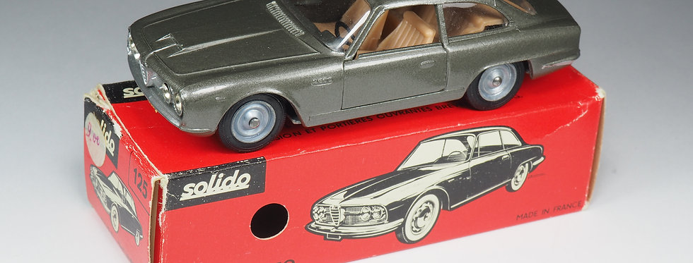 SOLIDO - 125 - ALFA ROMEO 2600 - SERIE LUXE