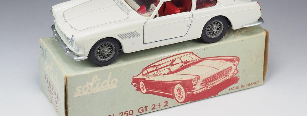 SOLIDO - 123 - FERRARI 250 GT 2+2 - 1/43e