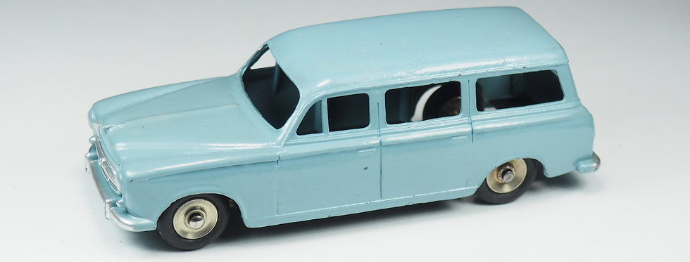 DINKY TOYS FRANCE - 24F  / 525 - PEUGEOT 403 FAMILLIALE - 1/43 - Jantes Concaves