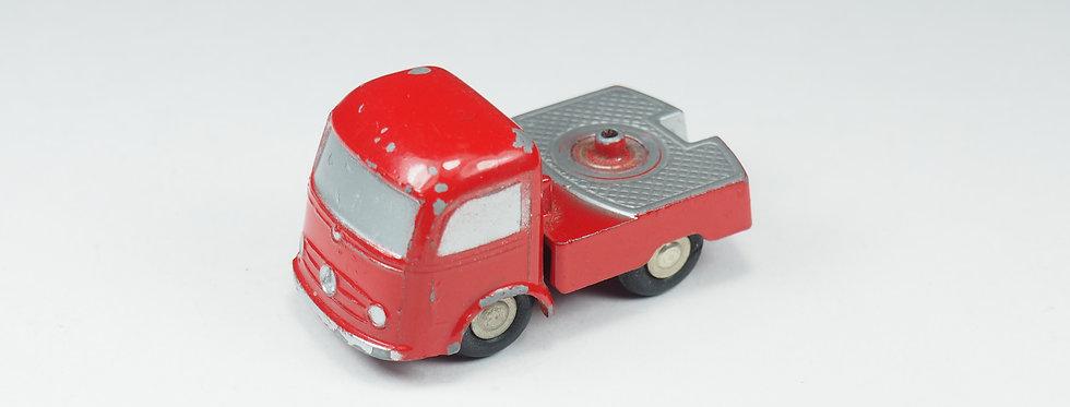 SCHUCO PICCOLO - 755 - Mercedes Benz Projecteur - Rouge - Modèle original