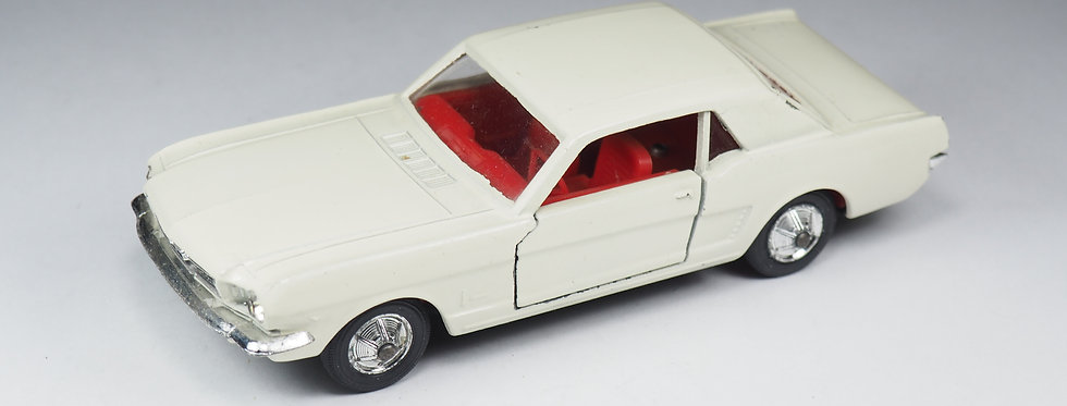 SOLIDO - 147 - Ford Mustang Coupe - Blanc