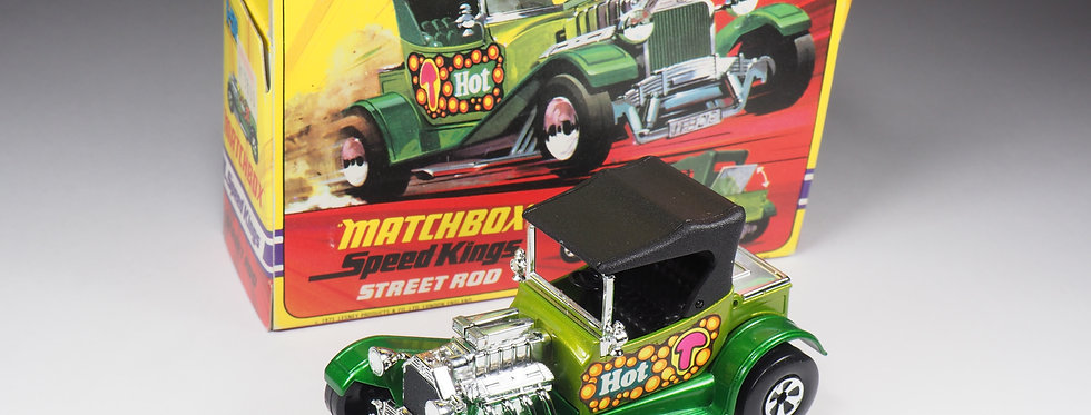 MATCHBOX SPEED KINGS - K50 - STREET ROD