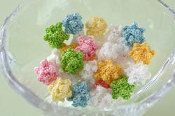 編みぐるみ 金平糖