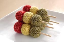 編みぐるみ すはまだんご