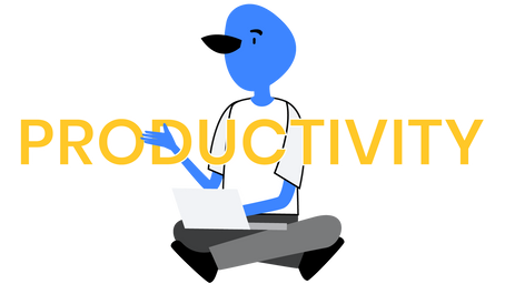 Tips for mindful productivity while working from home