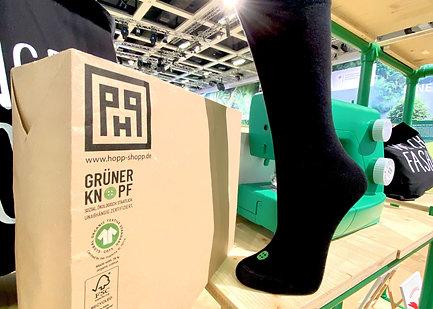 """""""Grüner Knopf"""" Socken, 10er-Pack"""