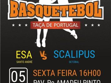 1ª Eliminatória da taça de Portugal
