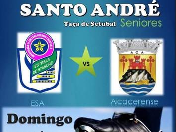 Seniores - Última Jornada Taça AFS