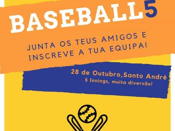 Torneio de Basebol - Inscrições