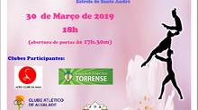 III Gala Gímnica dia 30 de Março em Santo André