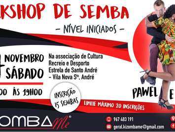 Workshop Semba