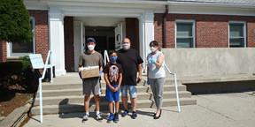 Donating Mask