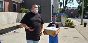 Donating Masks