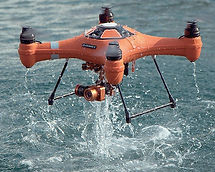 Waterproof drone all weather drone skyphoto.uk