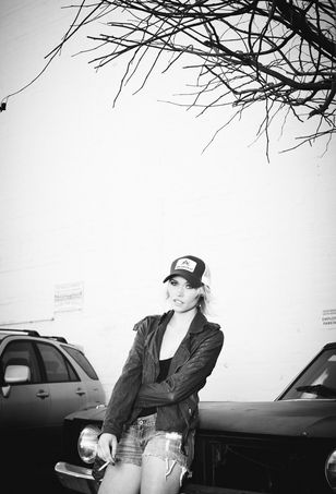 Whitney Moore by Markus Henttonen