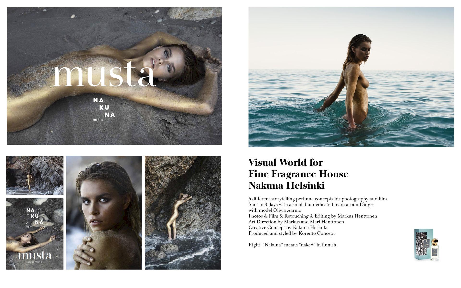 Markus-Henttonen-Olivia-Aarnio-Perfume-campaign