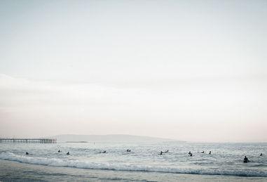 Surfers by Markus Henttonen