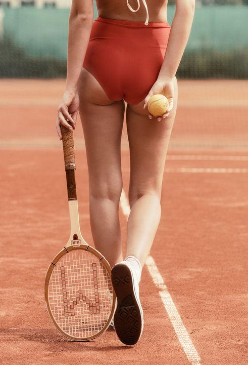 Krista Tennis by Markus Henttonen