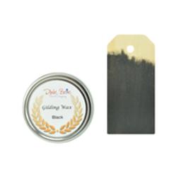 Black Gilding Wax