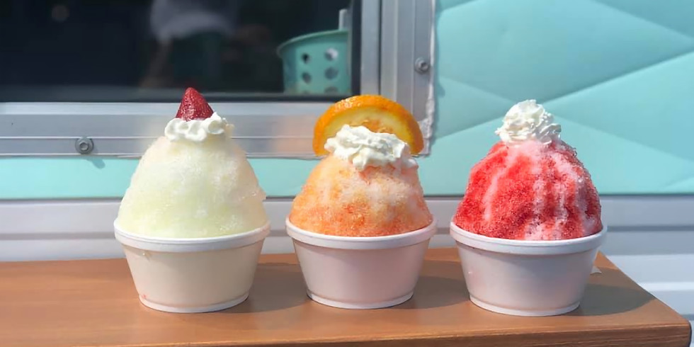 Beach Co. Chill Shaved Ice Truck